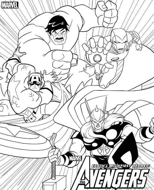 coloring pages marvel marvel printable coloring pages at getdrawings free download pages coloring marvel