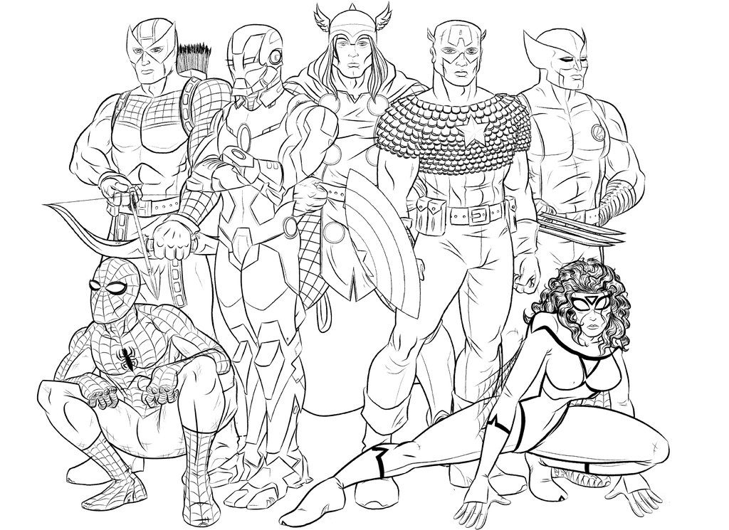 coloring pages marvel mini deadpool coloring pages cartoon marvel for adults to marvel pages coloring