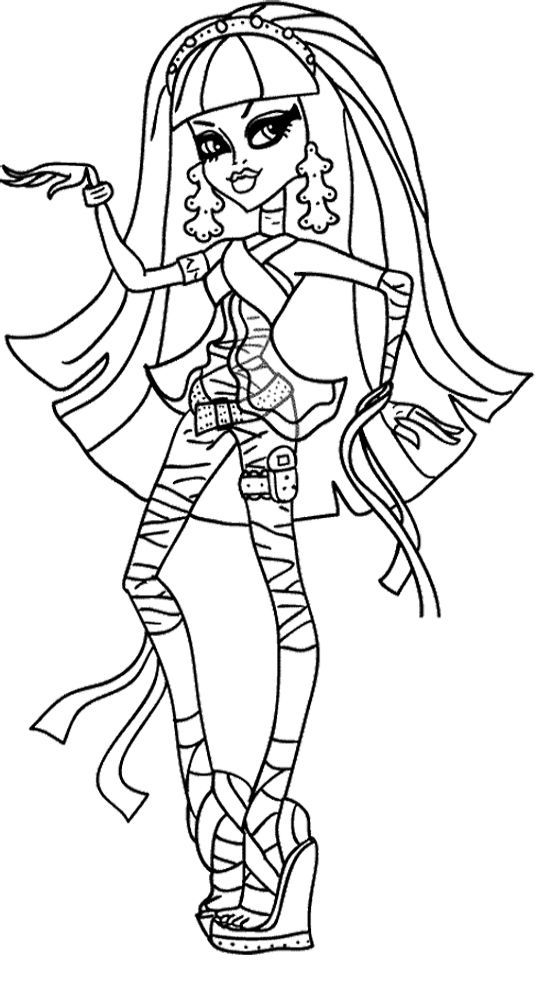 coloring pages monster high värityskuva all monster high dolls coloring pages coloring home pages värityskuva monster coloring high