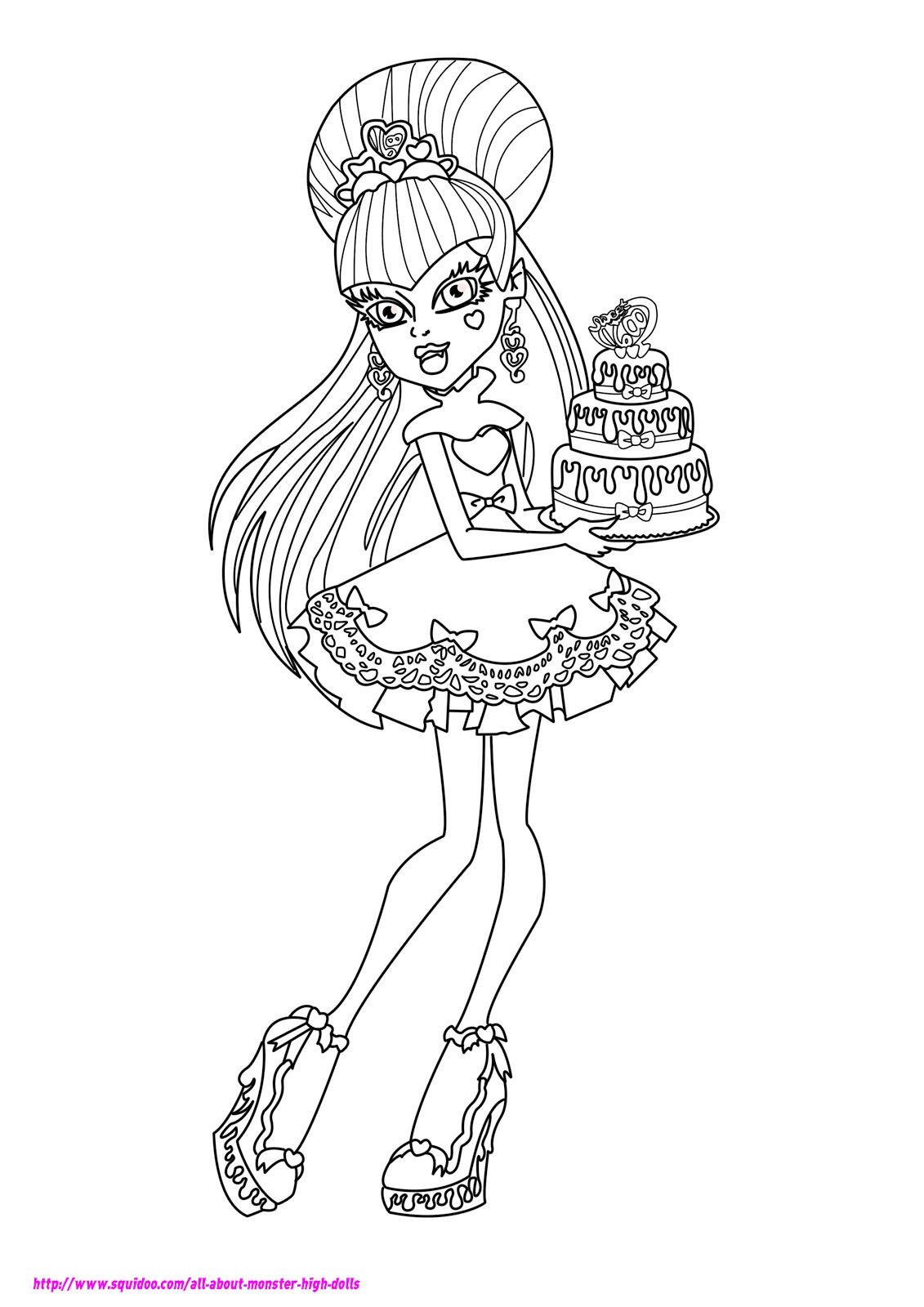 coloring pages monster high värityskuva coloriage ever after high madeline hatter coloriages à pages high coloring monster värityskuva
