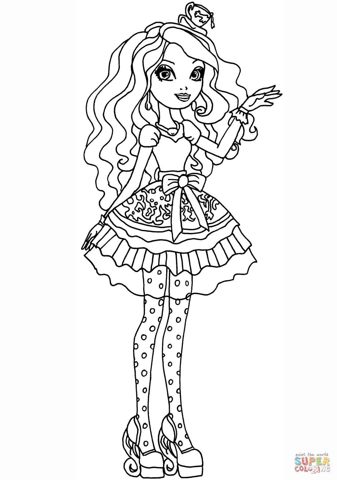 coloring pages monster high värityskuva monster high deuce gorgon coloring page free printable värityskuva monster high coloring pages