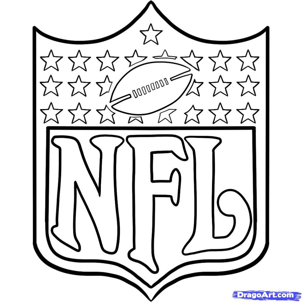 coloring pages nfl 30 free nfl coloring pages printable coloring pages nfl