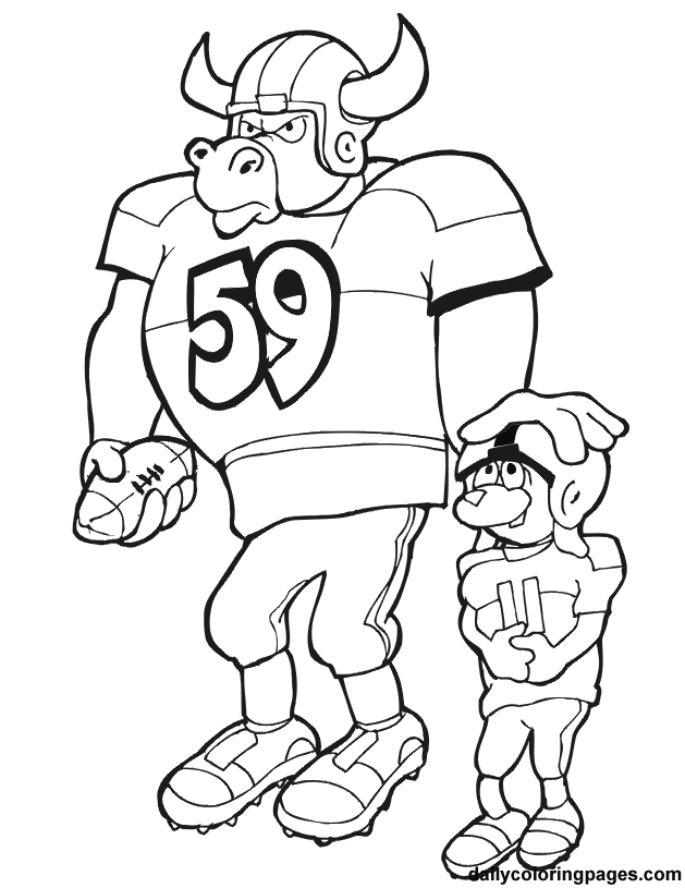 coloring pages nfl coloring pages nfl nfl pages coloring