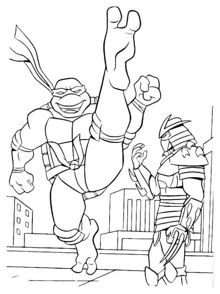 coloring pages ninja turtles mutant ninja turtles coloring pages download and print ninja turtles pages coloring