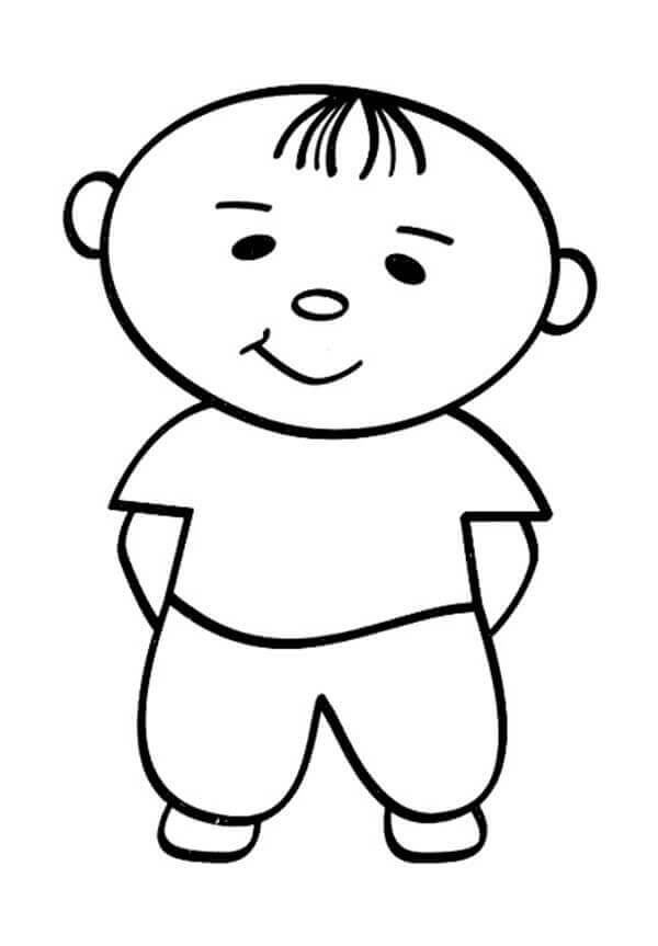 coloring pages of babies cute and latest baby coloring pages of coloring babies pages