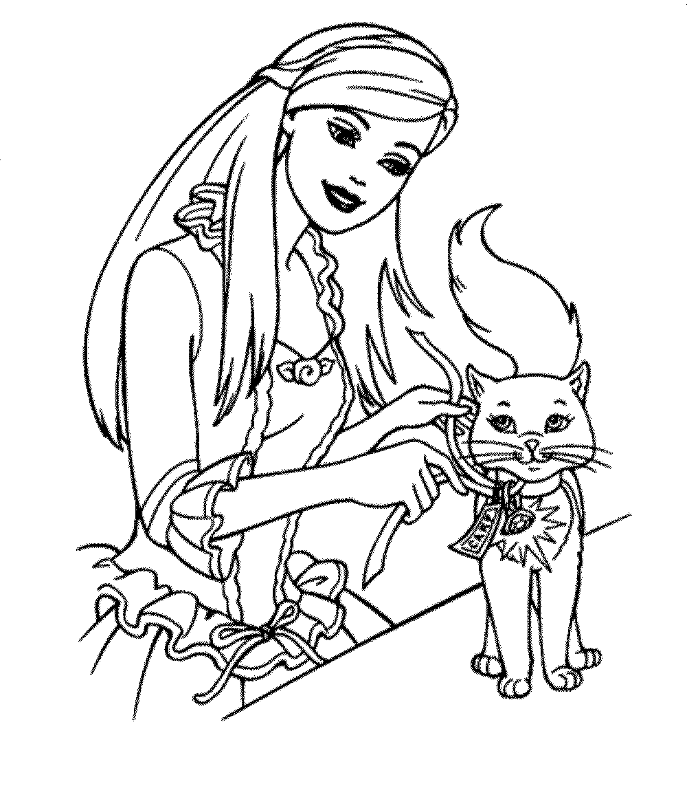 coloring pages of barbie barbie coloring pages free bestappsforkidscom of pages barbie coloring