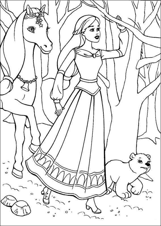 coloring pages of barbie barbie coloring pages learn to coloring of coloring barbie pages