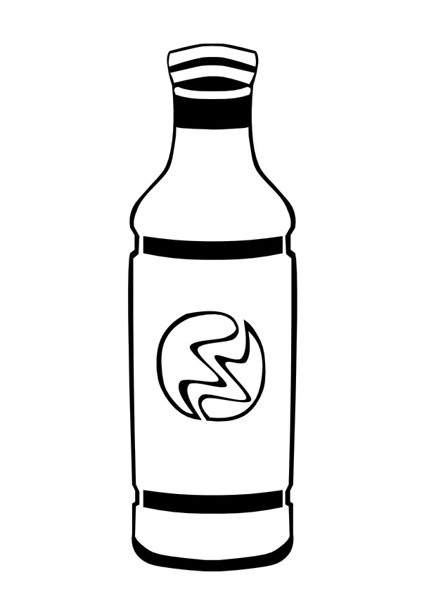 coloring pages of bottles bottle coloring page pages coloring bottles of