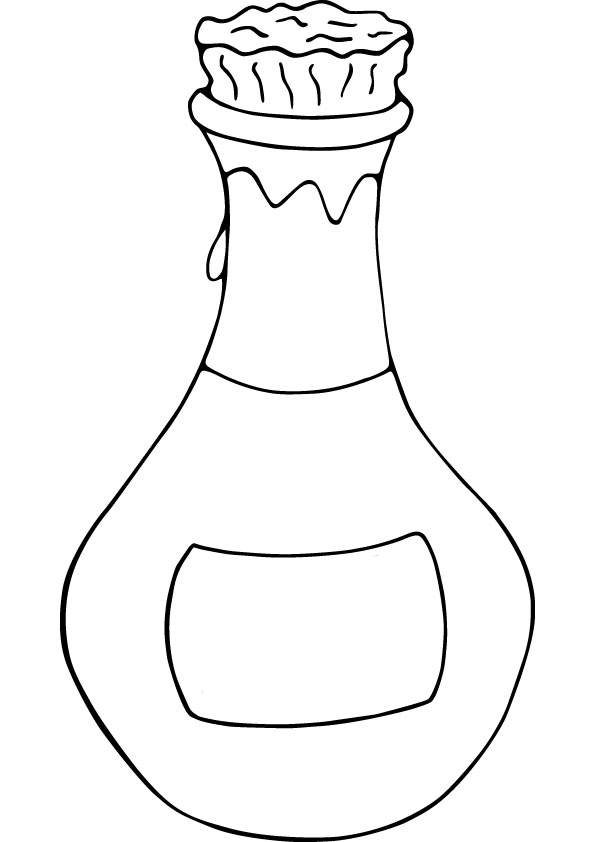 coloring pages of bottles bottle of wine line art free clip art pages coloring bottles of