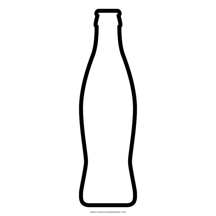 coloring pages of bottles champagne bottle coloring page glass bottle pages of coloring bottles