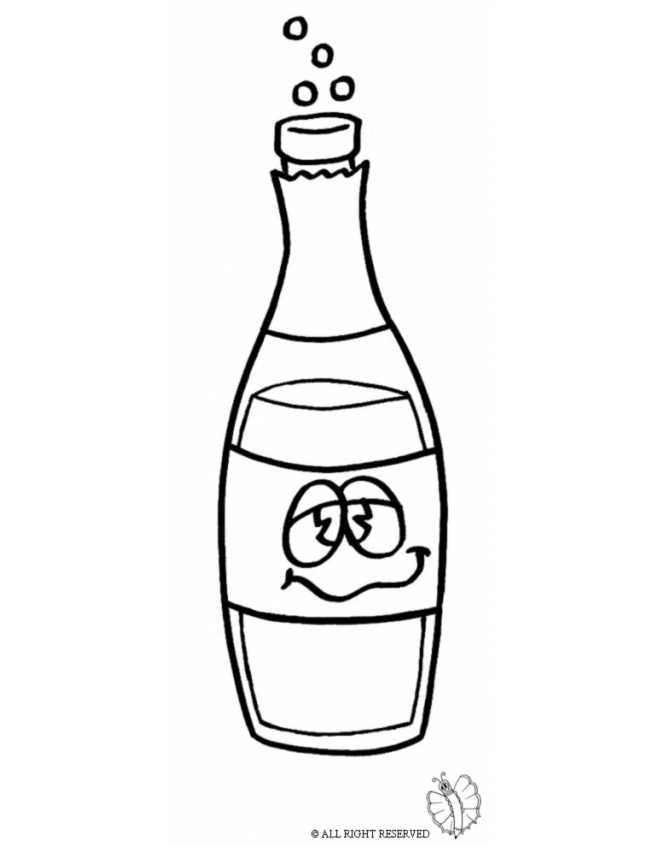 coloring pages of bottles print wine bottle for coloring of pages bottles coloring
