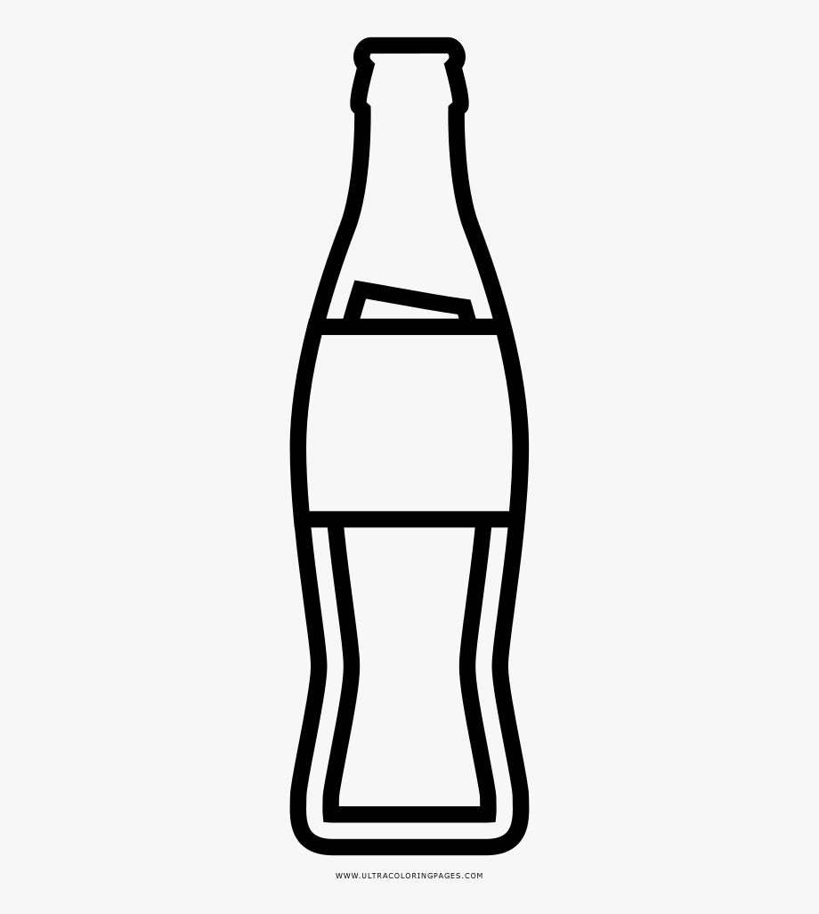 coloring pages of bottles water bottle drawing at getdrawings free download coloring bottles of pages