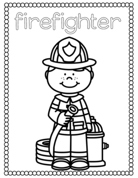 coloring pages of community helpers activity in community helpers coloring page netart community coloring pages of helpers