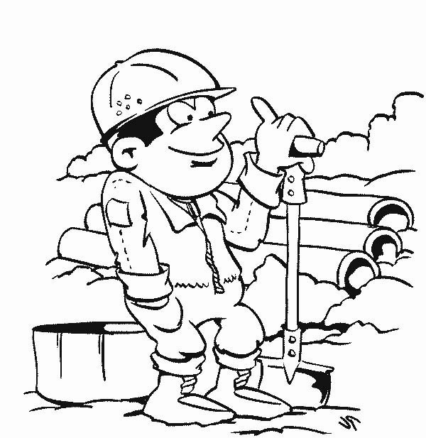 coloring pages of community helpers community helpers coloring and handwriting pages freebie of community coloring pages helpers