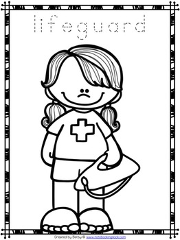 coloring pages of community helpers community helpers coloring pages at getdrawings free helpers coloring pages of community