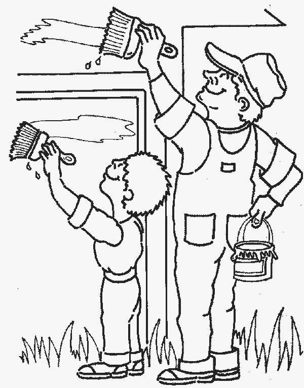 coloring pages of community helpers community helpers coloring pages by taylor39s teaching of coloring community helpers pages