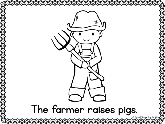 coloring pages of community helpers free community helpers tracing and coloring pages by the community of pages coloring helpers