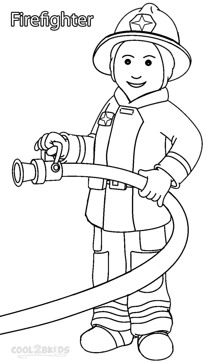 coloring pages of community helpers free printable community helper coloring pages for kids helpers community coloring pages of