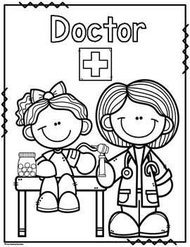coloring pages of community helpers free printable community helper coloring pages for kids helpers community pages coloring of