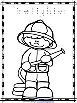 coloring pages of community helpers printable community helper coloring pages for kids coloring community helpers pages of