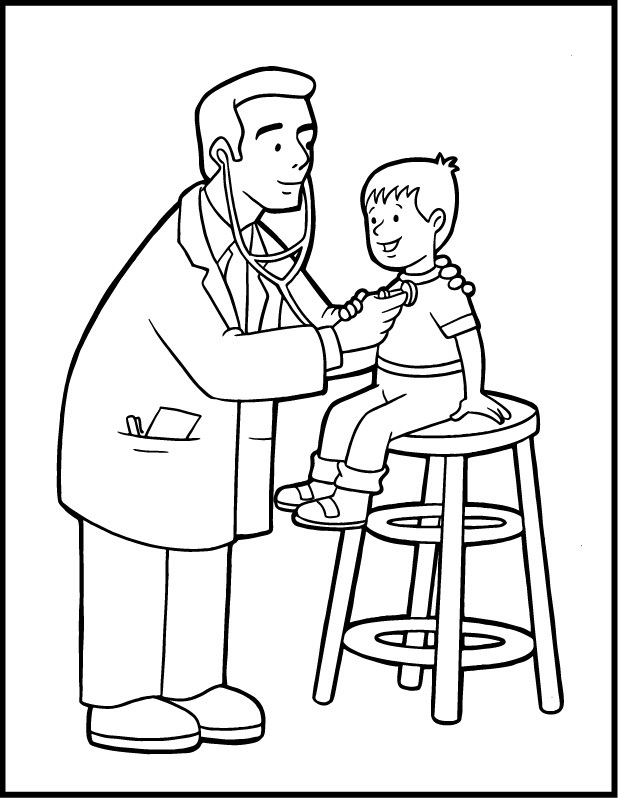 coloring pages of community helpers printable community helper coloring pages for kids coloring helpers pages community of