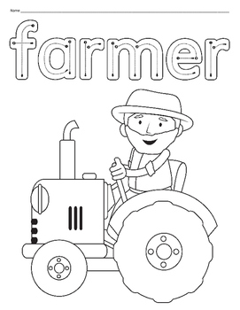 coloring pages of community helpers printable community helper coloring pages for kids helpers of coloring community pages