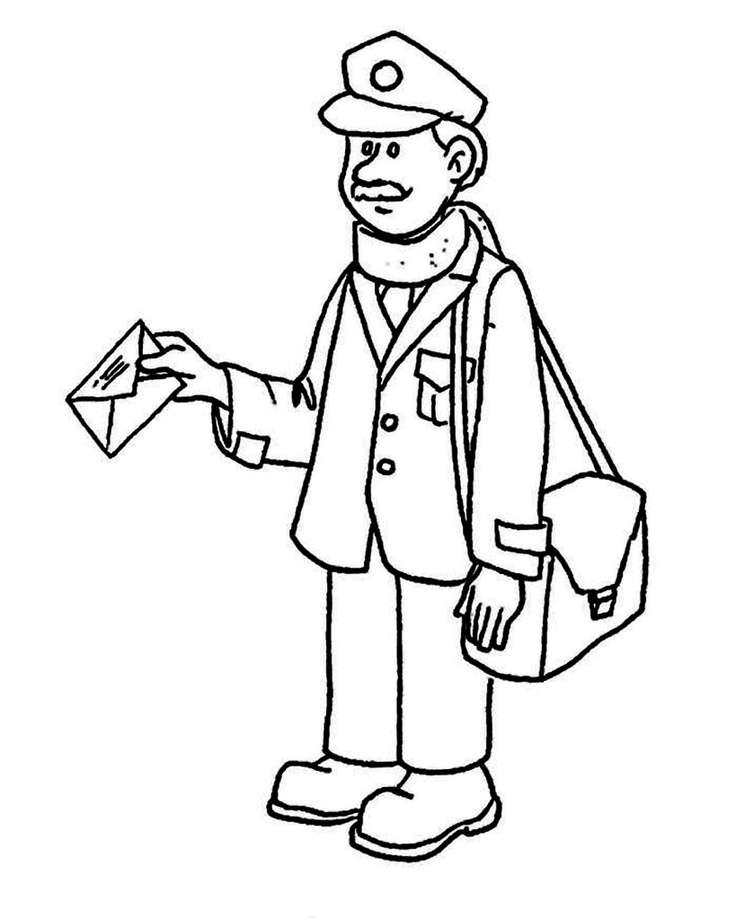 coloring pages of community helpers printable community helper coloring pages for kids pages helpers of community coloring