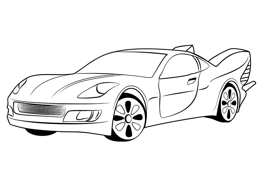 coloring pages of cool cars 64 impala drawing at getdrawings free download cool coloring cars of pages
