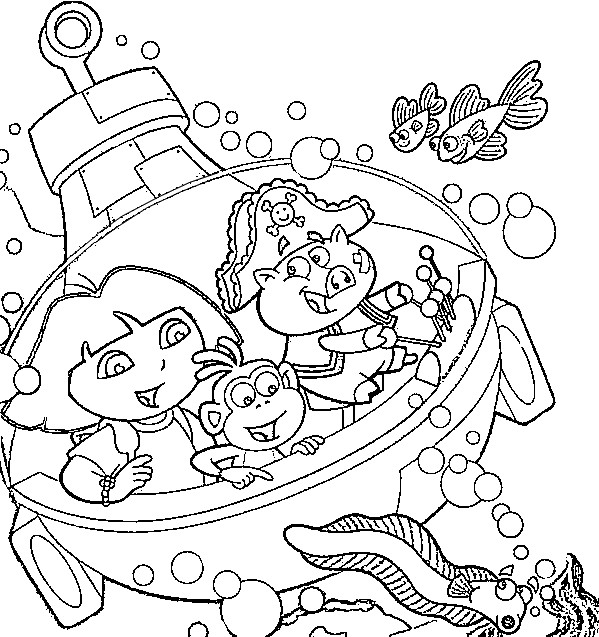 coloring pages of dora dora coloring page learn to coloring of dora coloring pages