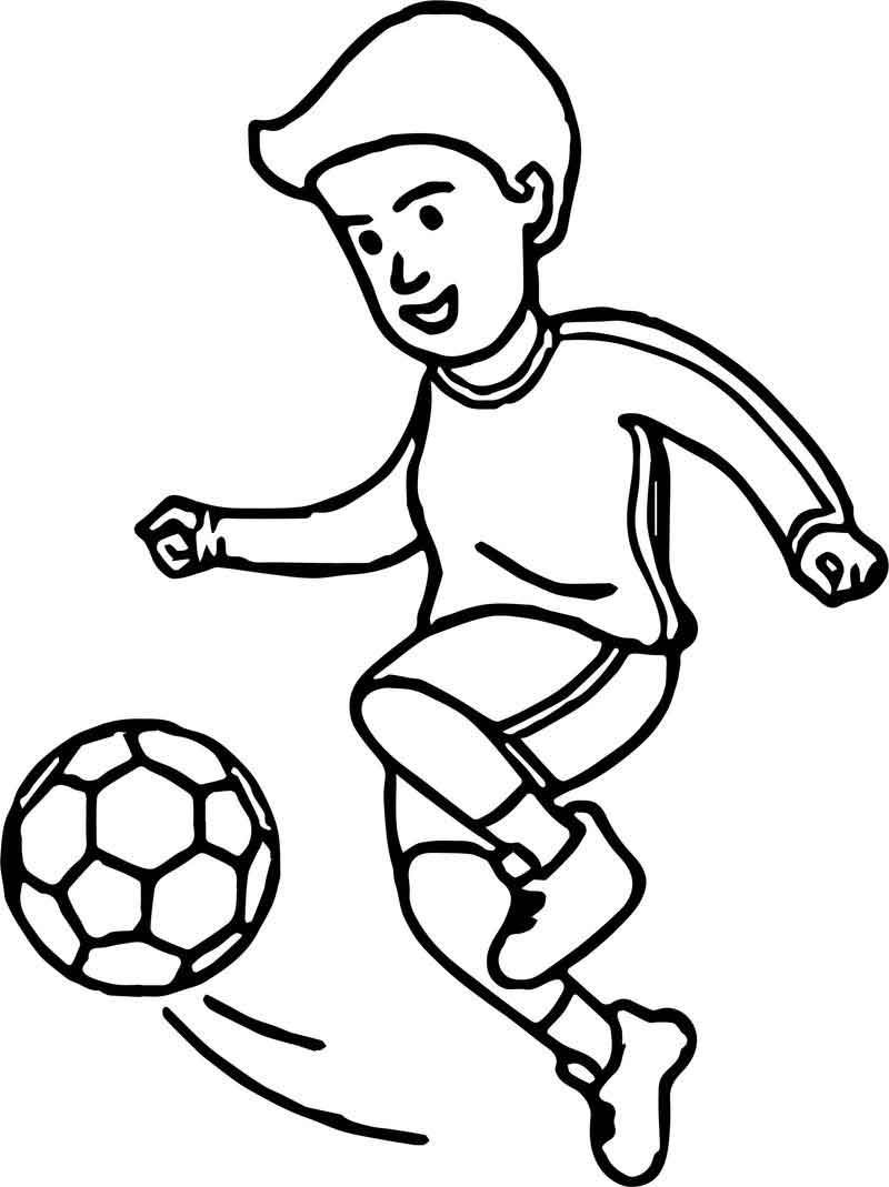 coloring pages of football players soccer cartoon playing football coloring page football football of players pages coloring