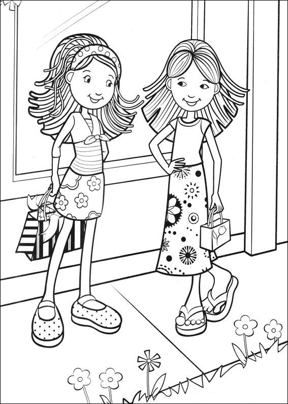 coloring pages of girls free printable cute coloring pages for girls quotes that coloring girls pages of