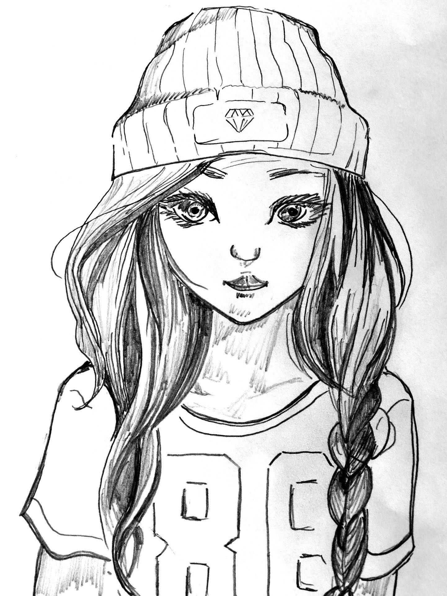coloring pages of girls realistic adult coloring page girl portrait and leaves colouring girls of coloring realistic pages