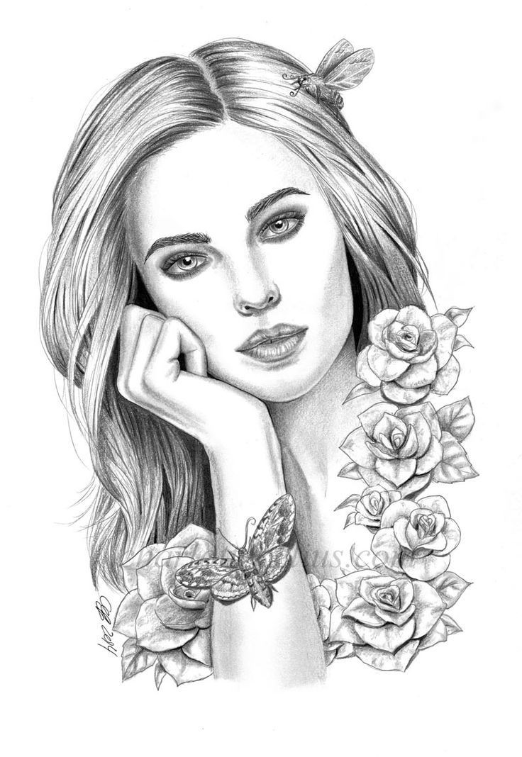 coloring pages of girls realistic realistic girl coloring pages at getcoloringscom free realistic coloring girls pages of