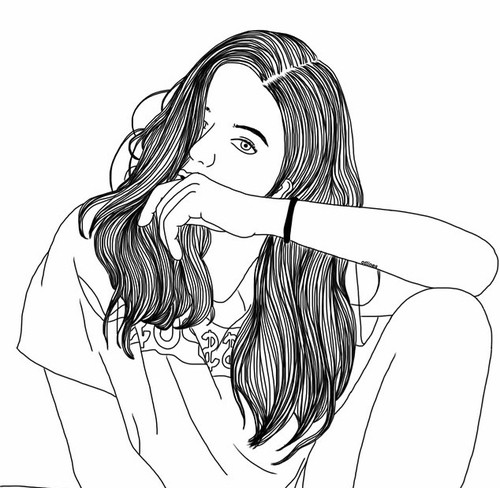 coloring pages of girls realistic realistic girl coloring pages at getdrawings free download coloring realistic of girls pages