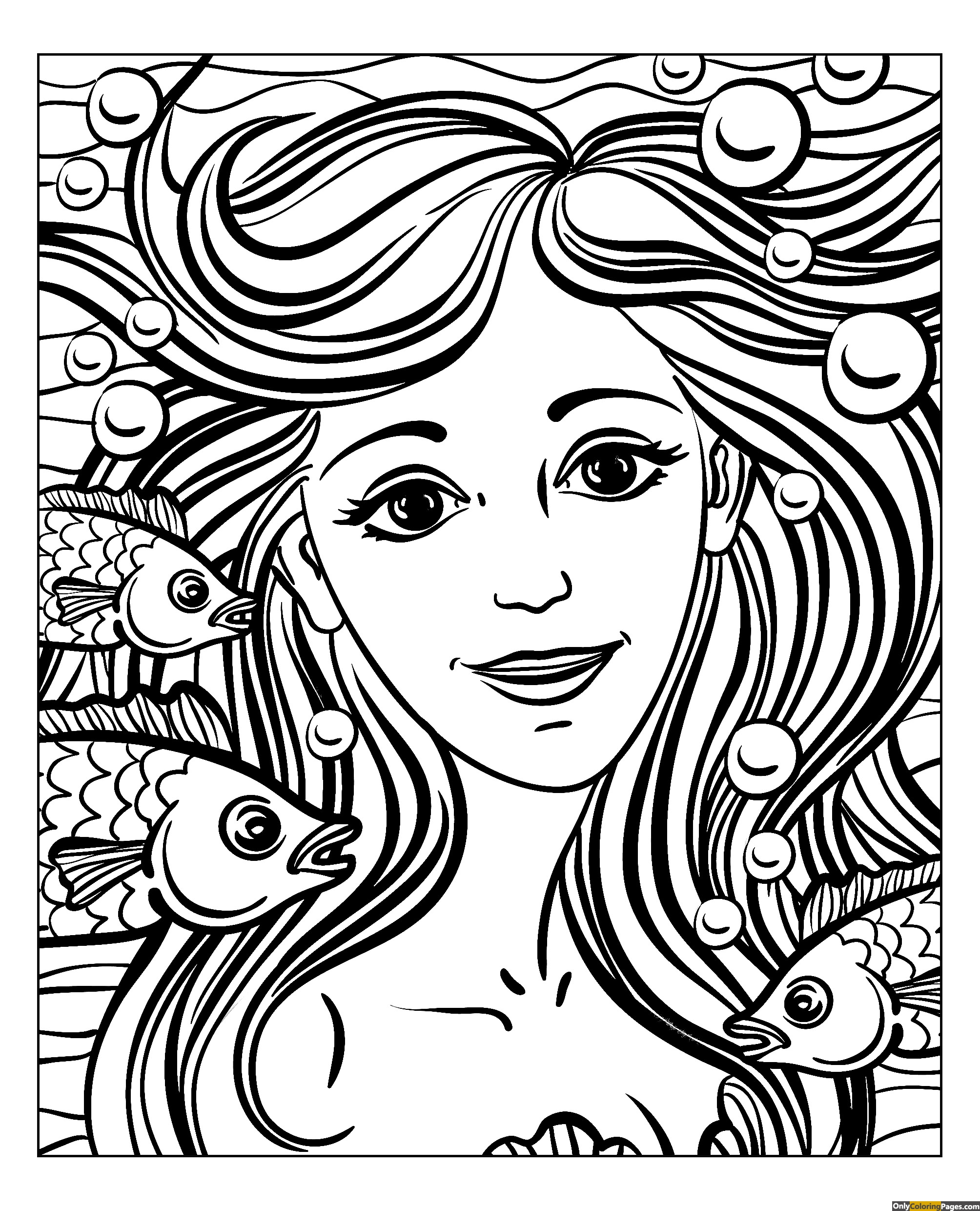 coloring pages of girls realistic the best ideas for realistic girl coloring pages best of girls pages coloring realistic