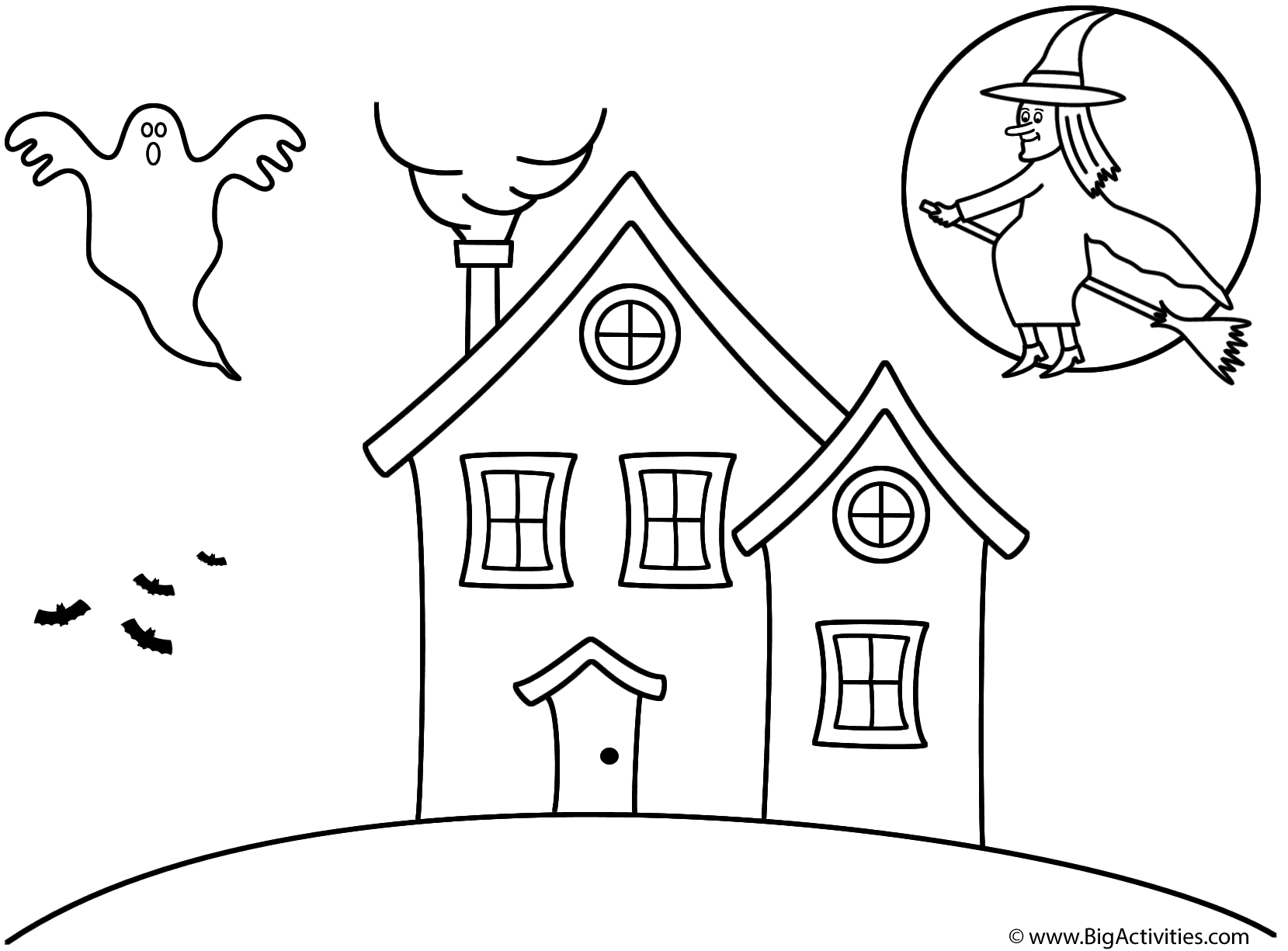 coloring pages of haunted houses halloween coloring pages haunted house part 9 of coloring haunted houses pages