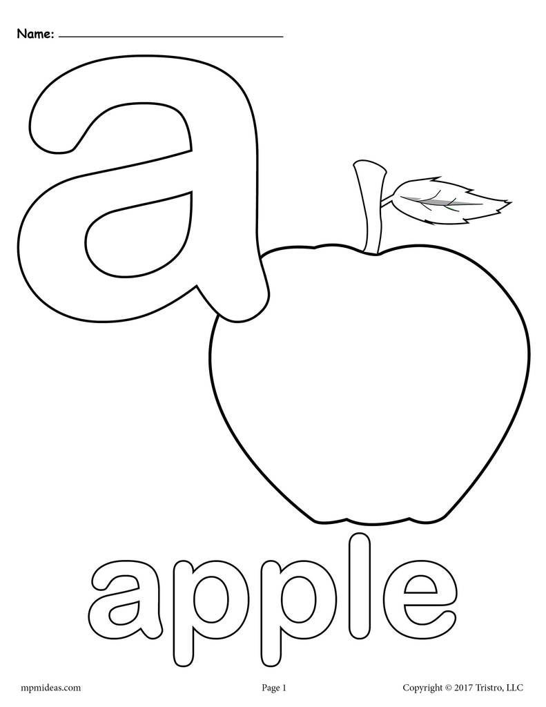 coloring pages of letter a letter a alphabet coloring pages 3 free printable of a letter pages coloring