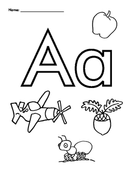 coloring pages of letter a letter a coloring sheets by elsworth designs teachers pages letter a of coloring