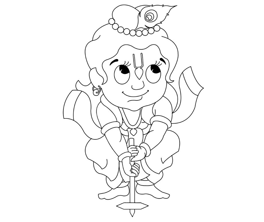 coloring pages of little krishna little krishna painting coloring pages print coloring 2019 little of pages coloring krishna