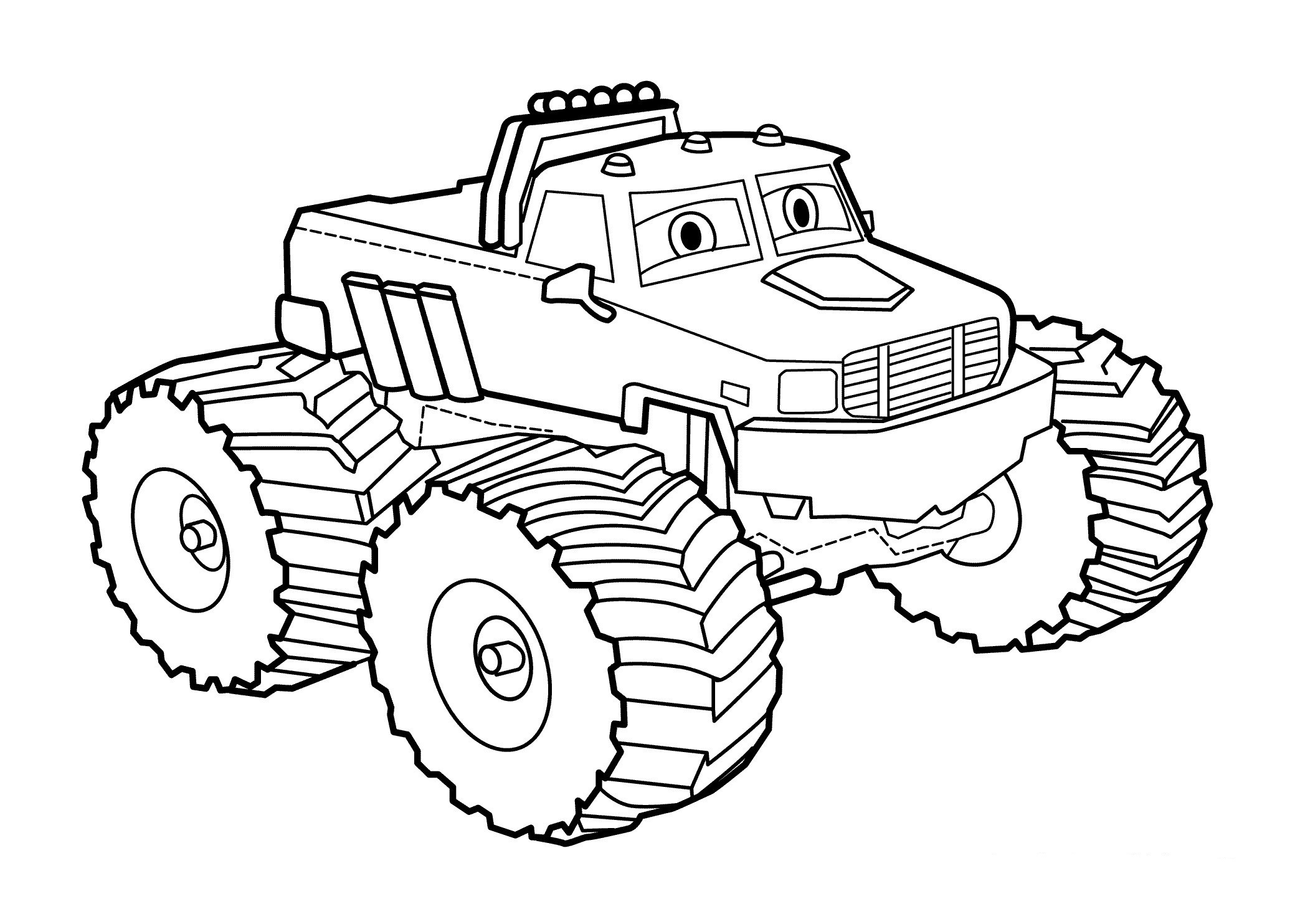 coloring pages of monster trucks grave digger clipart 20 free cliparts download images on coloring of pages trucks monster