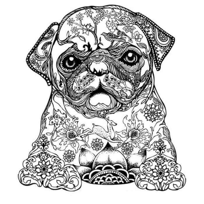 coloring pages of puppies 30 free printable puppy coloring pages scribblefun puppies of pages coloring