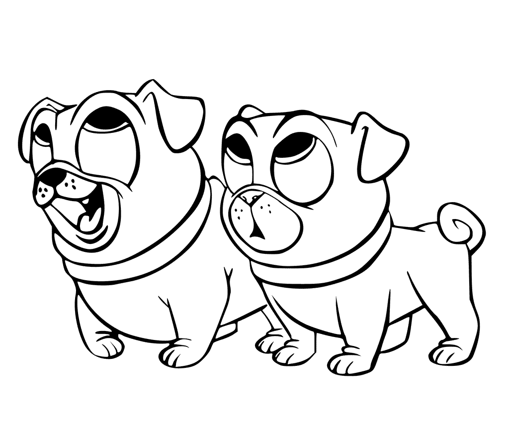 coloring pages of puppies puppy dog pals coloring pages to print of coloring puppies pages