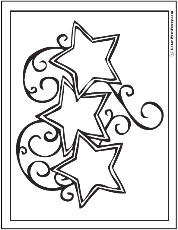 coloring pages of stars 60 star coloring pages customize and print ad free pdf of pages coloring stars