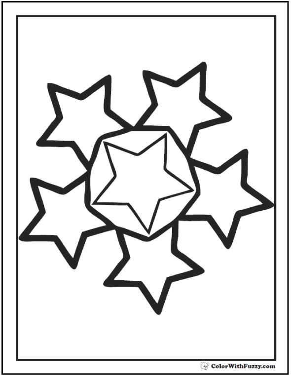 coloring pages of stars 60 star coloring pages customize and print ad free pdf stars coloring of pages