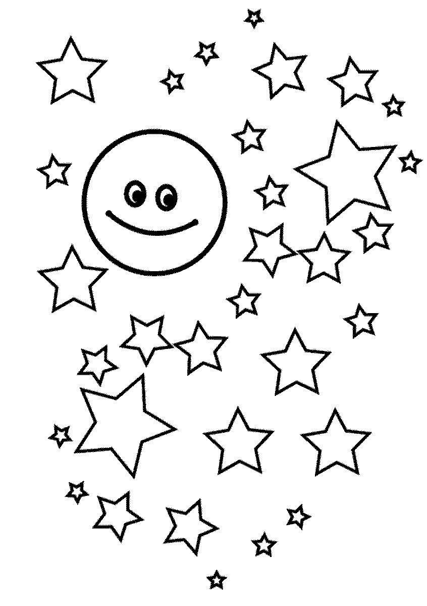 coloring pages of stars coloring pages a peek in my life stars coloring of pages
