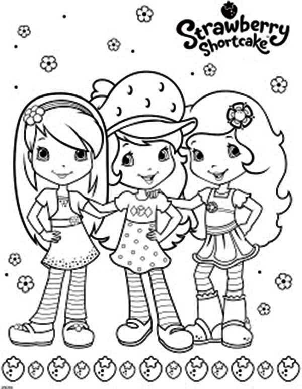 coloring pages of strawberry shortcake and friends strawberry shortcake friend plum pudding coloring page coloring pages strawberry of friends and shortcake