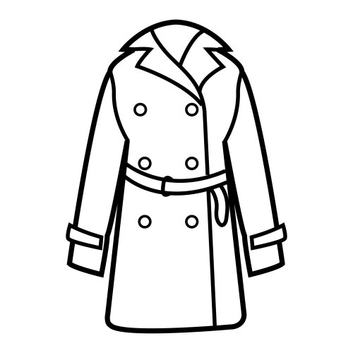 coloring pages of winter coats craftsactvities and worksheets for preschooltoddler and coloring coats of winter pages