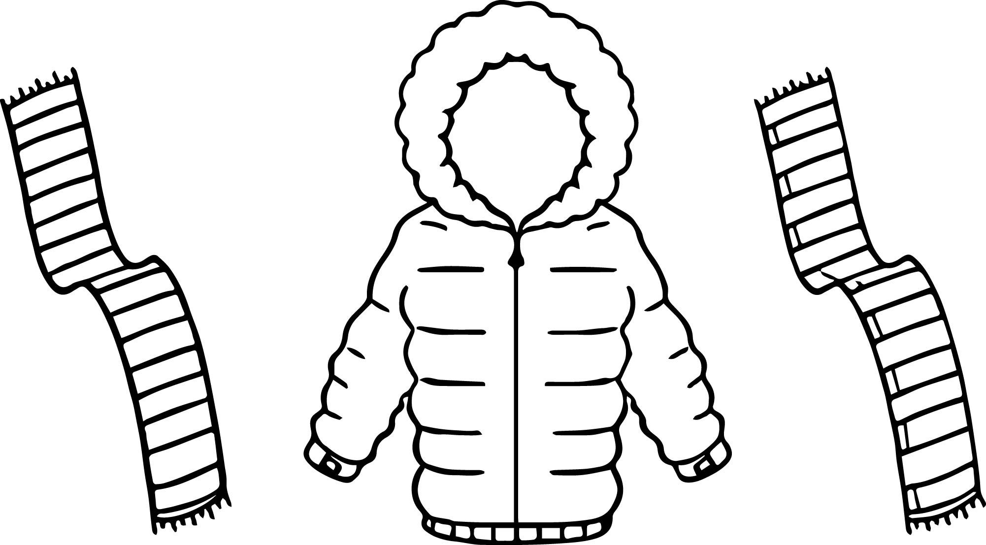 coloring pages of winter coats jacket coloring page at getcoloringscom free printable coats coloring pages of winter