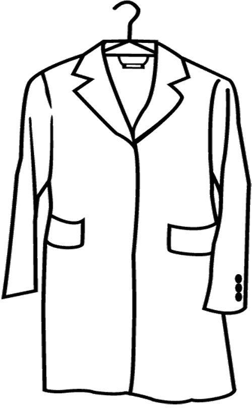 coloring pages of winter coats raincoat long coloring page with images winter coat coats of coloring winter pages