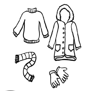 coloring pages of winter coats winter coat drawing at getdrawings free download coloring of coats winter pages